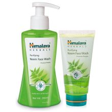Himalaya Herbals Purifying Neem Face Wash Gel - Prevents Pimples