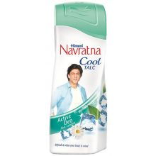 Himani Navratna Cool Talc Active Deo (Deodorant Powder with Mint & Camphor) 12g