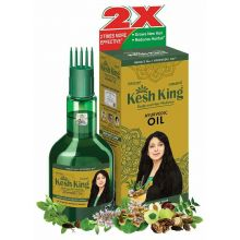 Kesh King Ayurvedic Medicinal Oil (helpful with all Hair Problems)