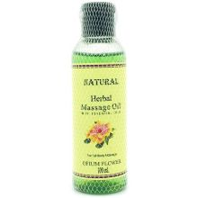 Natural Herbal Massage Oil (Opium Flower) 100ml