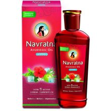 Himani Navratna Herbal Cooling Massage Oil
