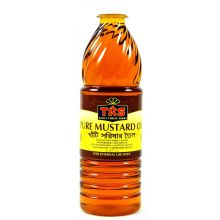 TRS Pure Mustard Oil (Reines Senföl) 500ml