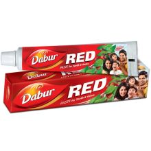 Dabur Red Paste for Teeth & Gums (ayurvedic Toothpaste with a Plethora of herbal Extracts)