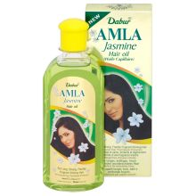 Dabur Amla Jasmine Hair Oil - For Long, Strong, Freshly Fragrant Shining Hair - 200ml