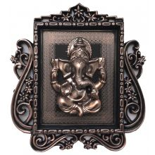 Ganesha hanging picture (26x21x3cm)