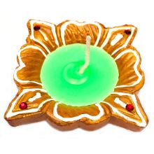 Handmade Diwali Puja Diya - Made of Clay