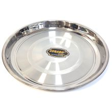 Thali - Stainless Steel Round Dinner Plate