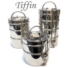 Tiffin, Stainless Steel Lunch Box