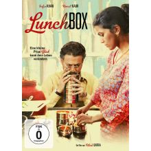 The Lunchbox - DVD (Deutsche Sprache) Irrfan Khan, Nimrat Kaur...