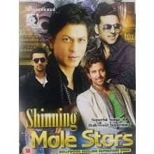 Bollywood Shining Male Stars (50 Songs)