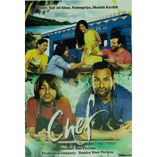Chef - DVD (Saif Ali Khan...)