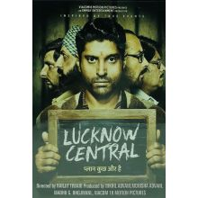 Lucknow Central - DVD (Farhan Akhtar, Gippy Grewal...)