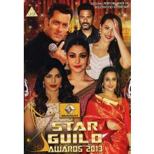 Star Guild Awards 2013 - DVD (Hosted by Salman Khan)