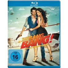 Bang Bang - Bluray (German Edition) Hrithik Roshan, Katrina Kaif...