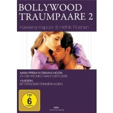 Bollywood Perfect Couple Vol.2 (2 Movies, 2 DVDs) German Edition