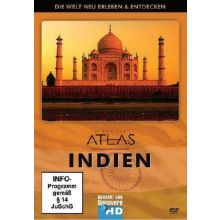 Indien - Discovery HD Atlas (DVD)