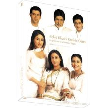 Kabhi Khushi Kabhi Gham (Collector's Edition, 3 DVDs) German Edition