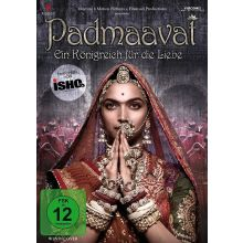 Padmaavat - DVD, 2 Disc-Set (German Edition)