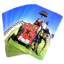 Playing Cards (India) 54 Cards with 52 Depictions