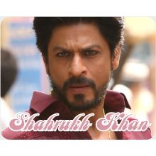 Mousepad - Shahrukh Khan (240x190 mm)