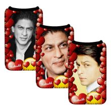 Shahrukh Khan Universal Smartphone Case, 6 Designs in 2 Sizes