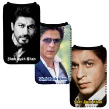Shahrukh Khan PAnorama Universal Smartphone Case, 6 Designs, 2 Sizes