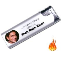 Lighter with Shahrukh Khan Motiv 2013