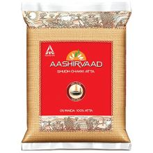 Aashirvaad Atta (Whole Wheat Flour - 0% Maida and 100% Flour)