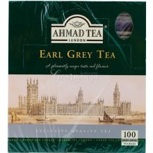 Ahmad Earl Grey Tea (100 Bags) 200g