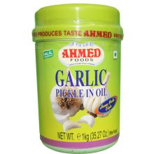 Ahmed Garlic Pickle in Oil (Beilage aus Knoblauch) 1kg