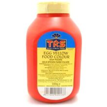 TRS Egg Yellow Food Colour (Eigelbpulver Lebensmittelfarbe) 500g