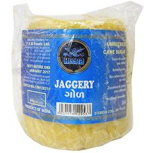 Jaggery - Unrefined Cane Sugar (GOOR)