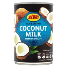 Coconut Milk Premium (Kokosnussmilch) 400ml