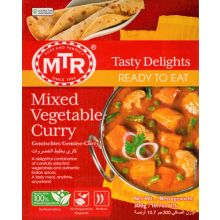 MTR Mixed Vegetable Curry (Gemüsecurry) 300g