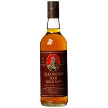 Old Monk XXX Gold Rum (700ml) 37,5%