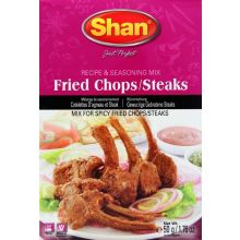 Shan Fried Chops/Steaks Mix (Gewürzmischung für gebratene Koteletts/Steaks) 50g