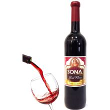 Sona Indian Red Wine (Indischer Rotwein) 750ml, 12% Alkohol