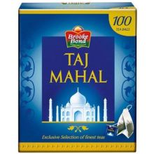 Brooke Bond Taj Mahal (100 Tea Bags) 200g