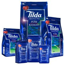 Tilda Pure long korn Basmati Rice