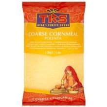 TRS Coarse Cornmeal (Grobes Maismehl) 500g