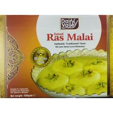 Dairy Valley Rabadi Ras Malai (Soft Cottage Cheese Dumplings in Syrup) 500g
