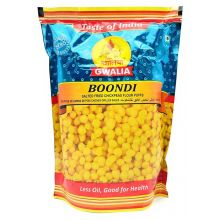 Gwalia Snacks - Boondi (Salted Fried Chickpeas Flour Puffs) 200g