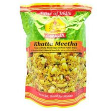 Gwalia Snacks - Khatta Meetha (Sweet & Salty Snacks) 200g
