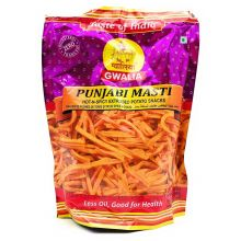 Gwalia Snacks - Punjabi Masti (Hot & Spicy Extruded Potato Snacks) 200g