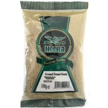 Heera Ground Fennel Seeds, Powder (Fenchelsamen gemahlen) 100g