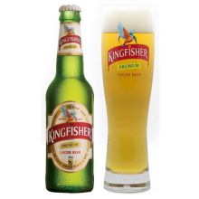 Kingfisher Premium Lager Beer