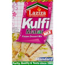 Laziza Kulfi Malai Mix - Standard, with 2x Kulfi Maker (152g)