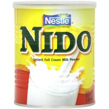 Nestle NIDO Instant Full Cream Milk Powder - 400g