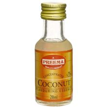 Preema Coconut Flavouring Essence - 28 ml