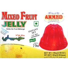 Ahmed Mixed Fruit Jelly (Frucht Pudding Mischung) 85g